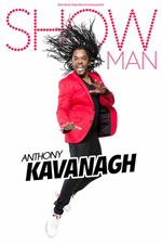 ANTHONY KAVANAGH en spectacle