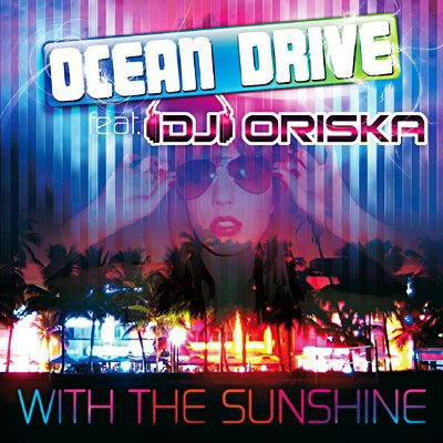 Ocean Drive - With the sunshine