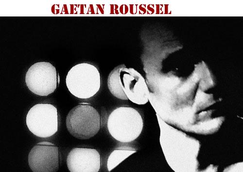 Gaetan Roussel - Help myself
