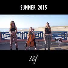 L.E.J - Summer 2015