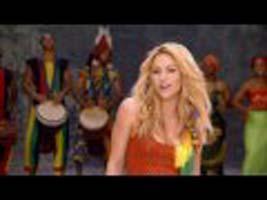 Shakira - Waka Waka